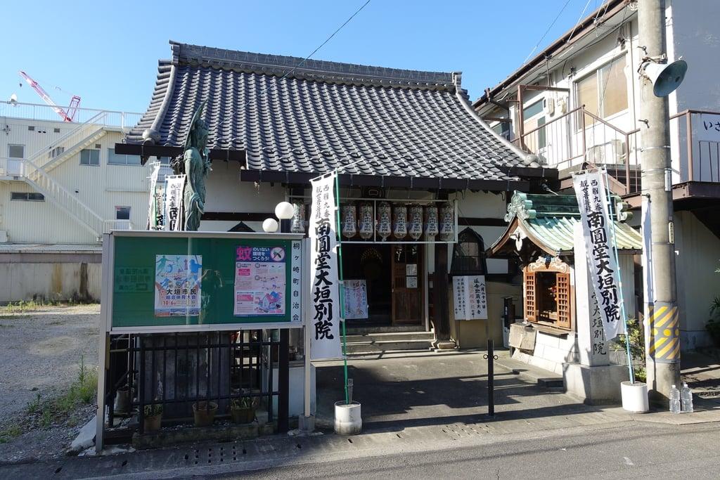 興福寺南円堂別院の本殿
