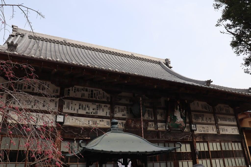 長泉院の本殿