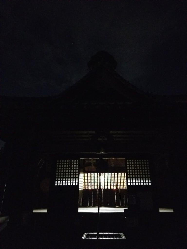 伏木香取神社の本殿