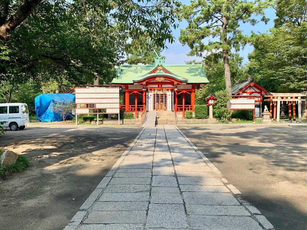 港住吉神社の建物その他