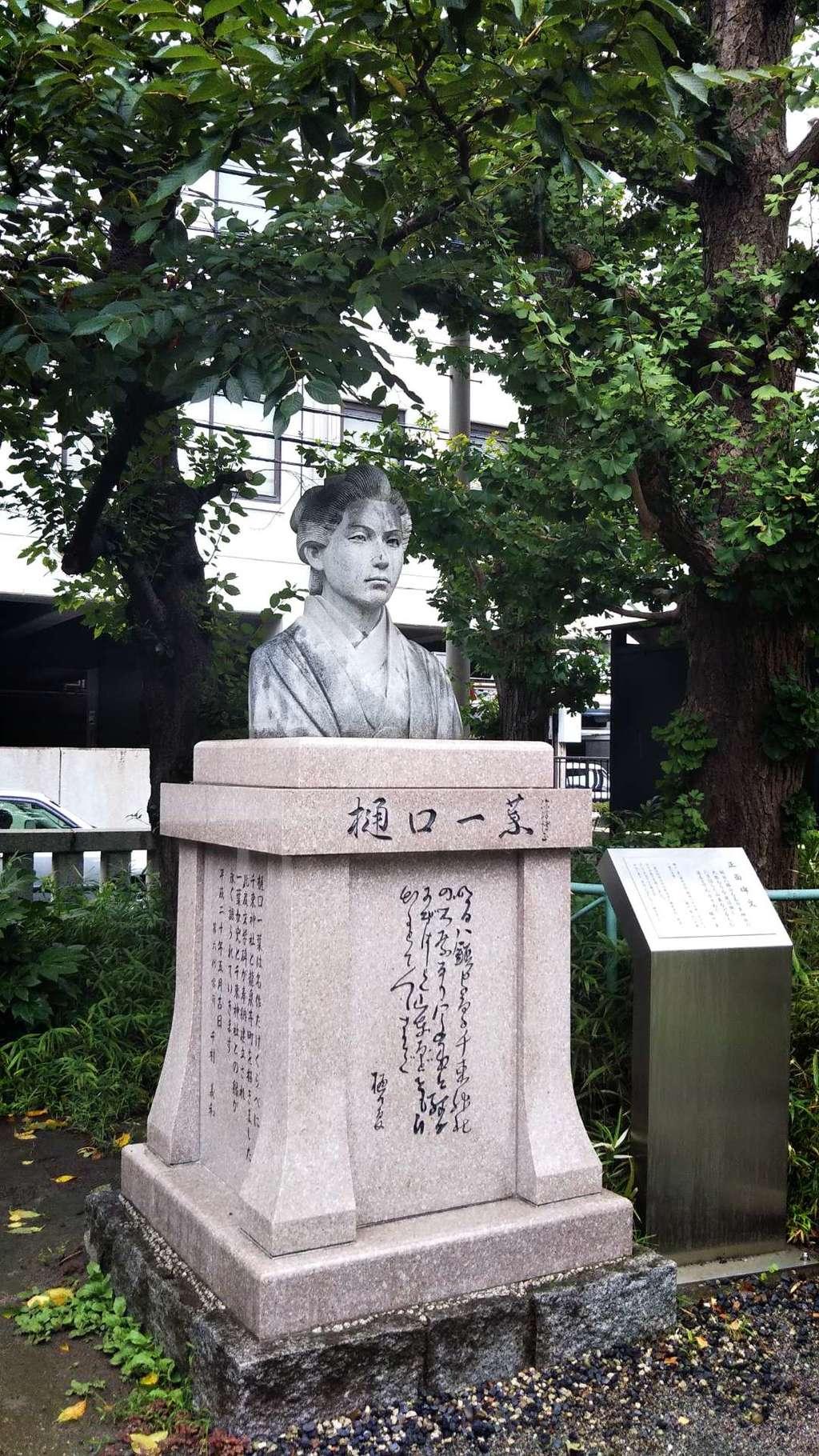 千束稲荷神社の像