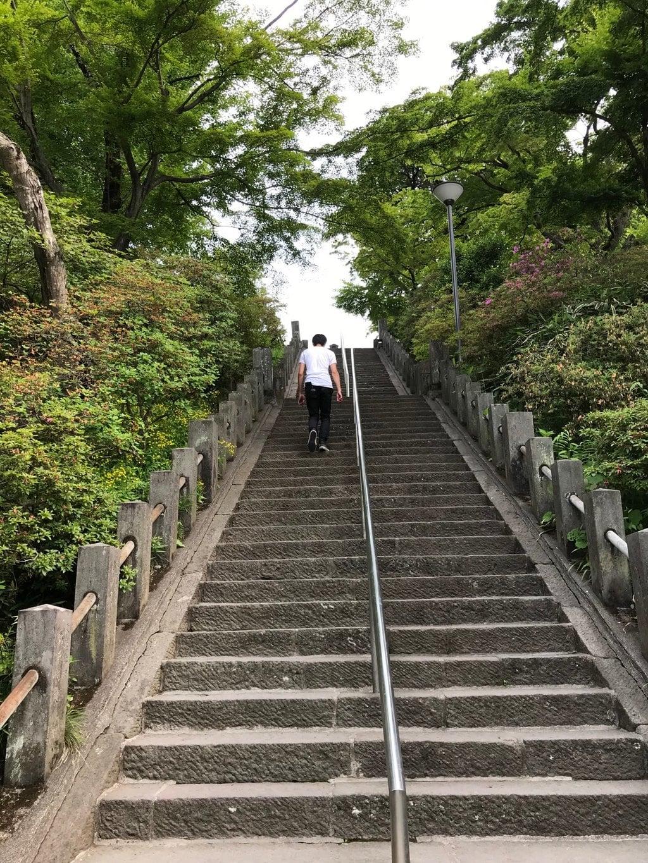 達磨寺の周辺