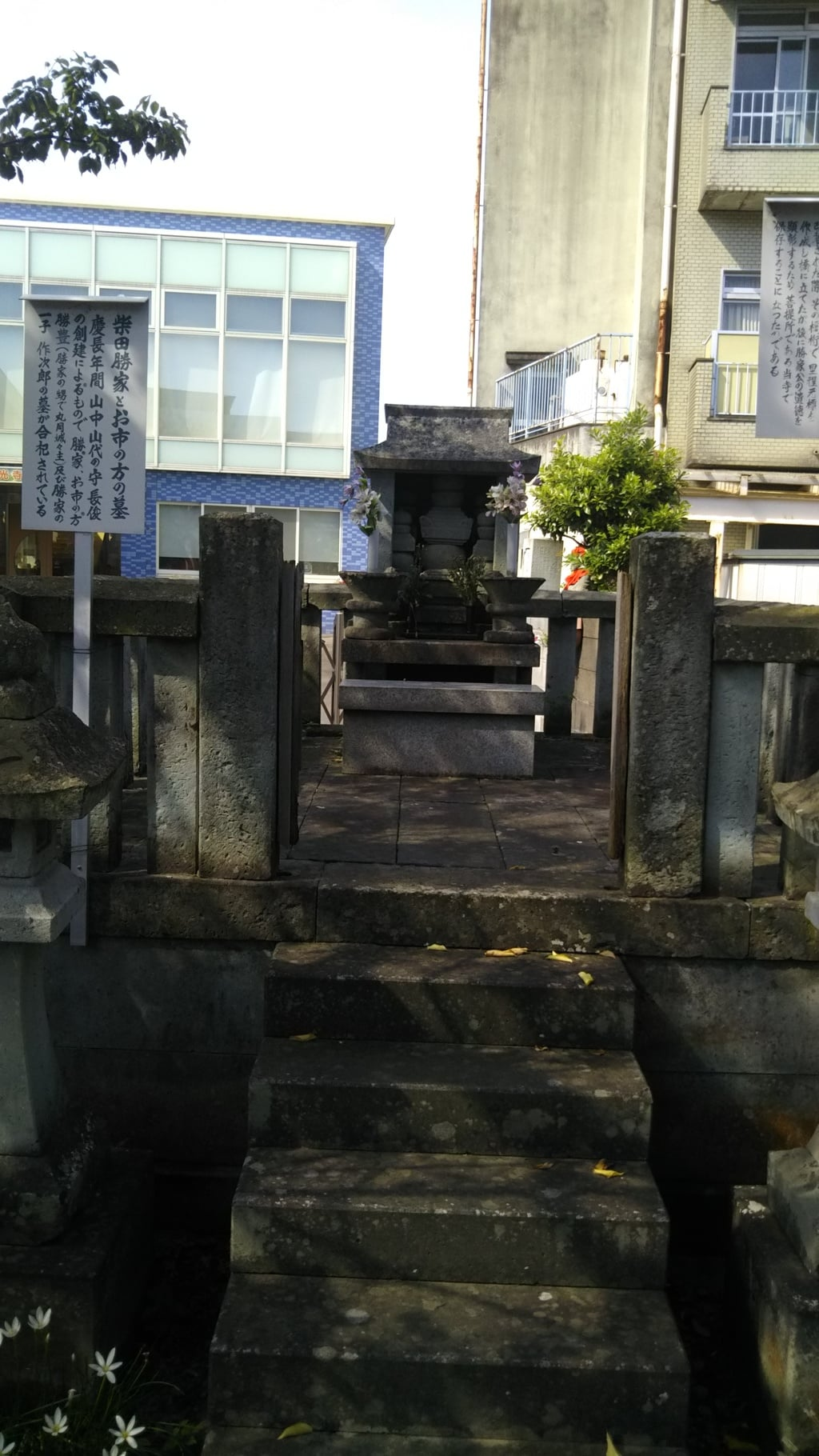 西光寺のお墓