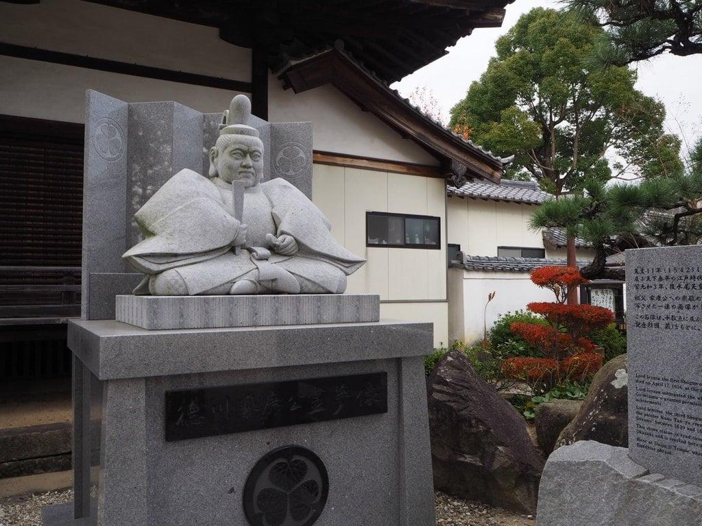 大樹寺の像