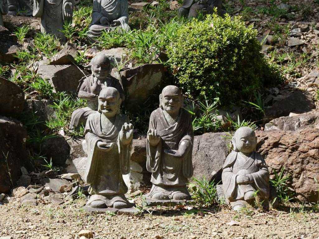 方廣寺の像