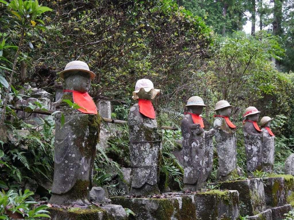 龍潭寺の地蔵