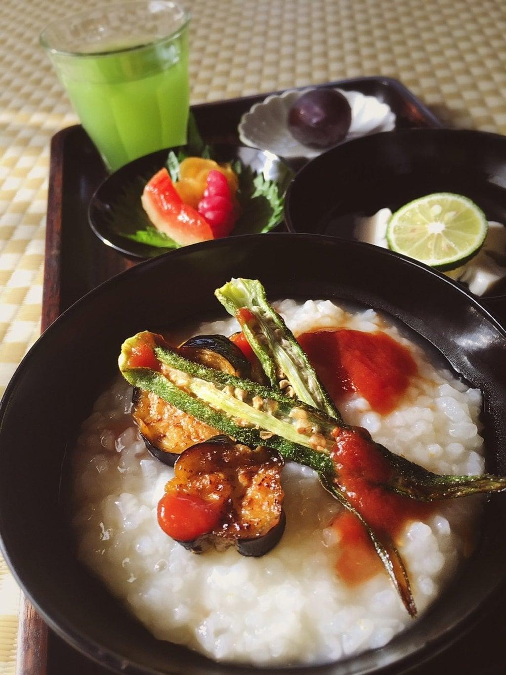 正寿寺の食事