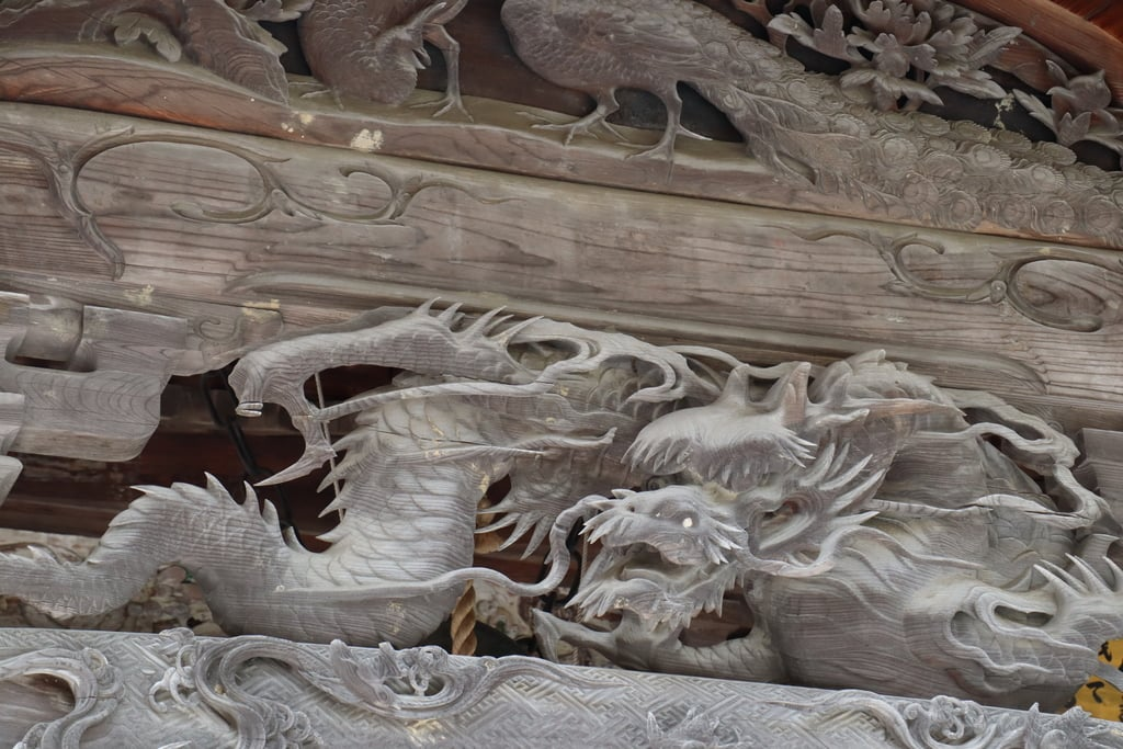 常泉寺の芸術