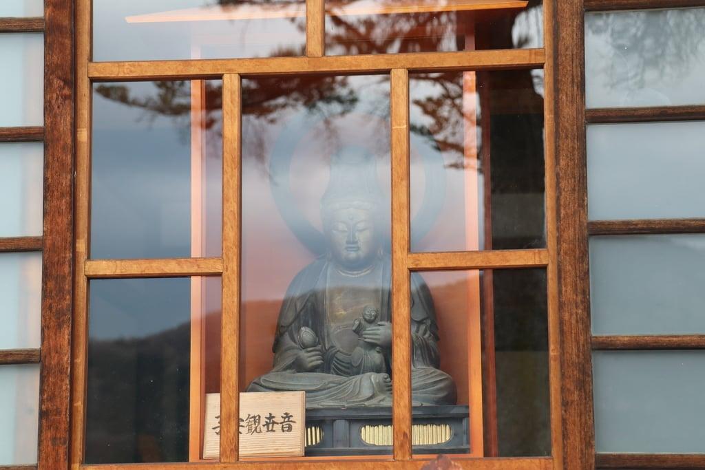 常泉寺の仏像