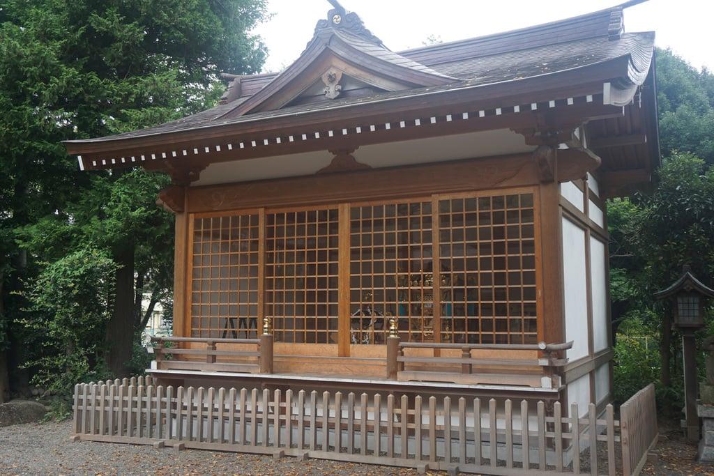 青渭神社の建物その他