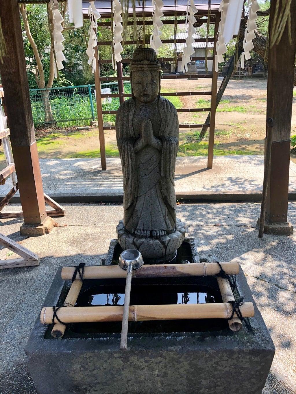 手児奈霊神堂の仏像