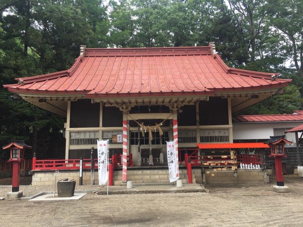 諏訪神社(青森県)