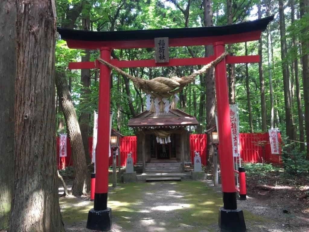 横浜八幡神社(青森県)