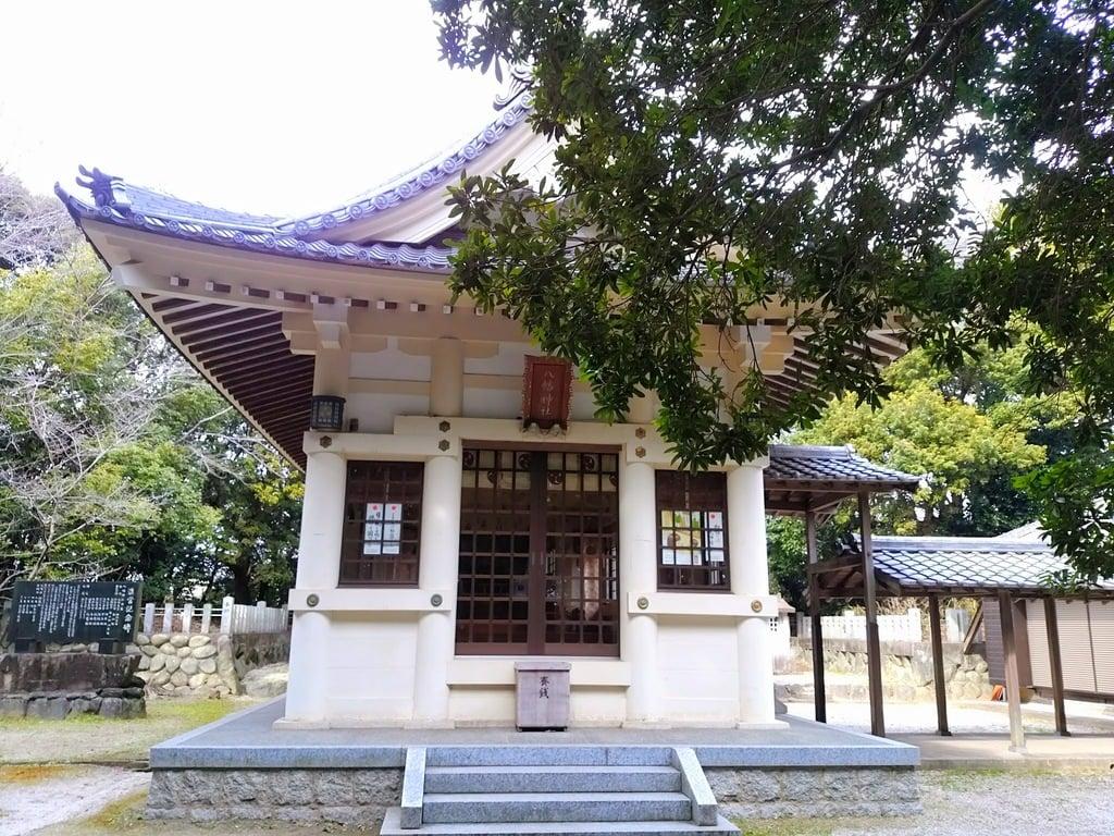 八幡神社(草木八幡社)の本殿