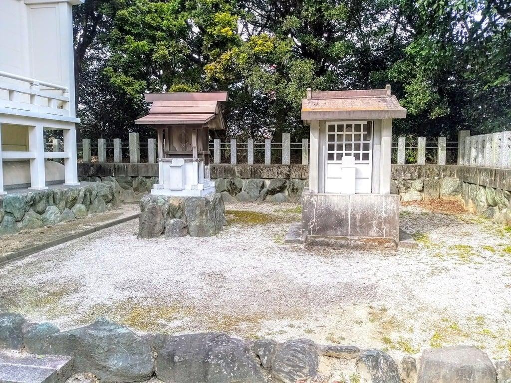 八幡神社(草木八幡社)の末社
