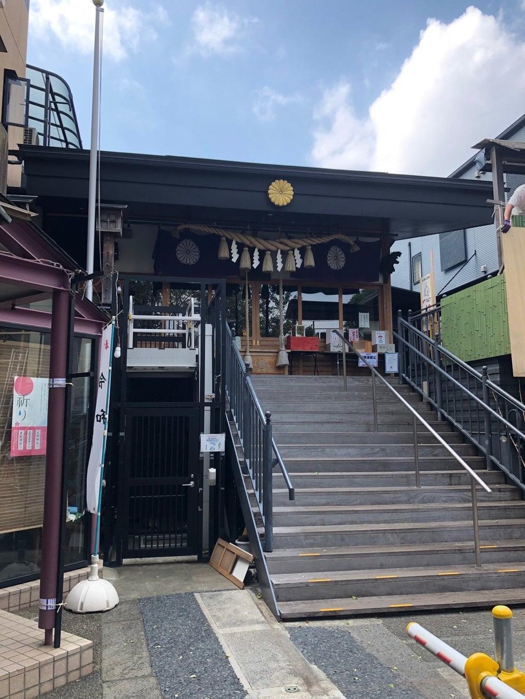 菊名神社の本殿