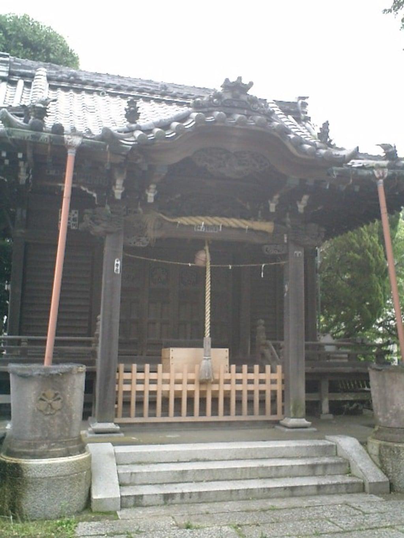 蛭子神社の本殿