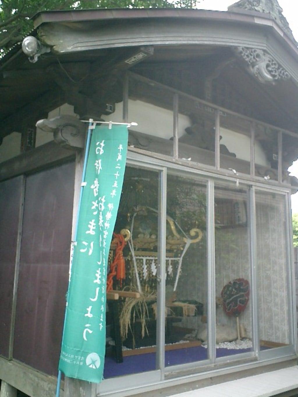 蛭子神社のお祭り