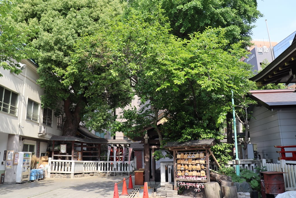 鳥越神社の建物その他