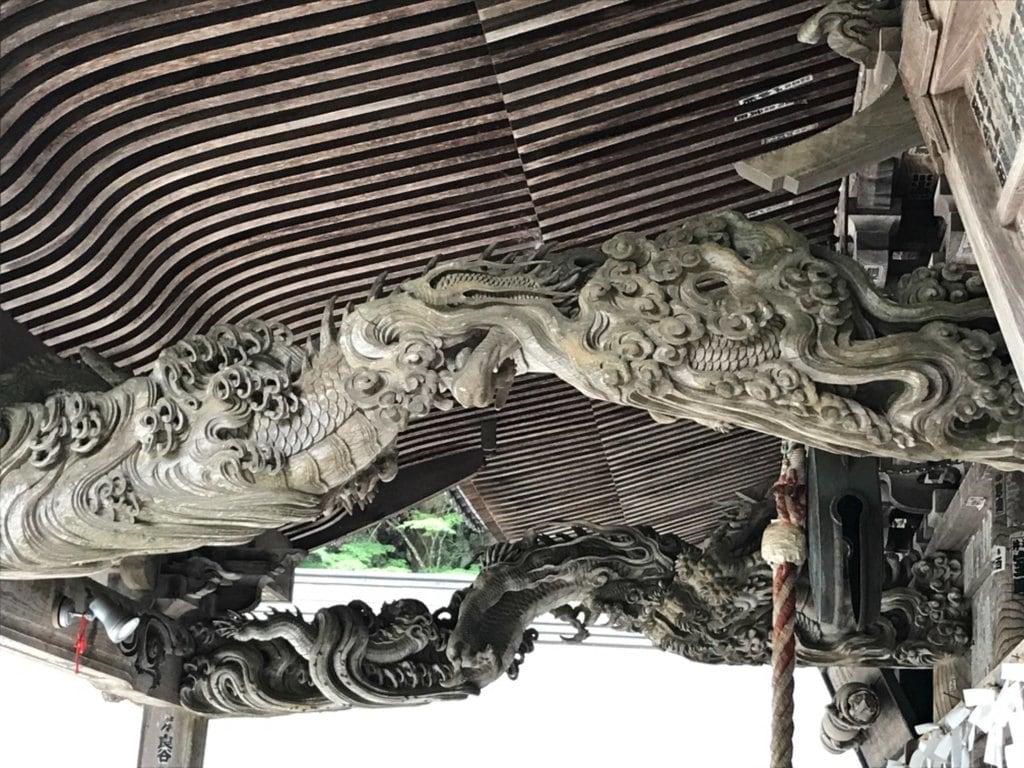 方廣寺の芸術