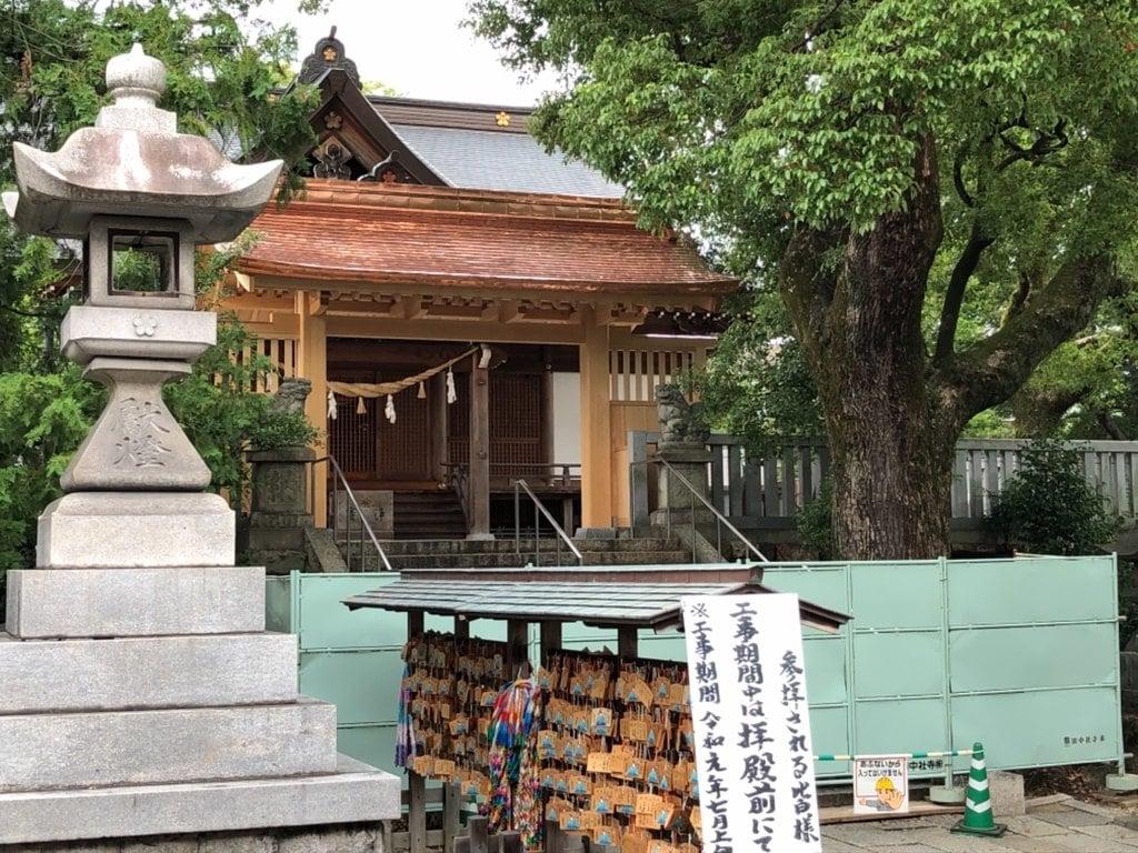 加納天満宮(岐阜県)