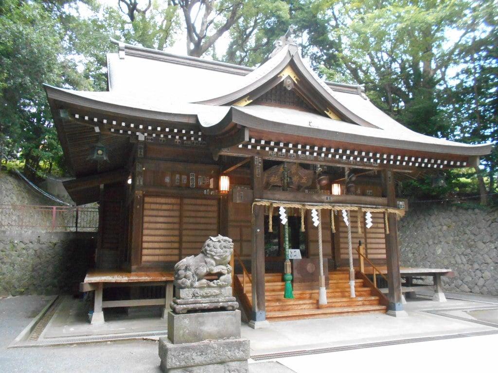 五所神社の本殿