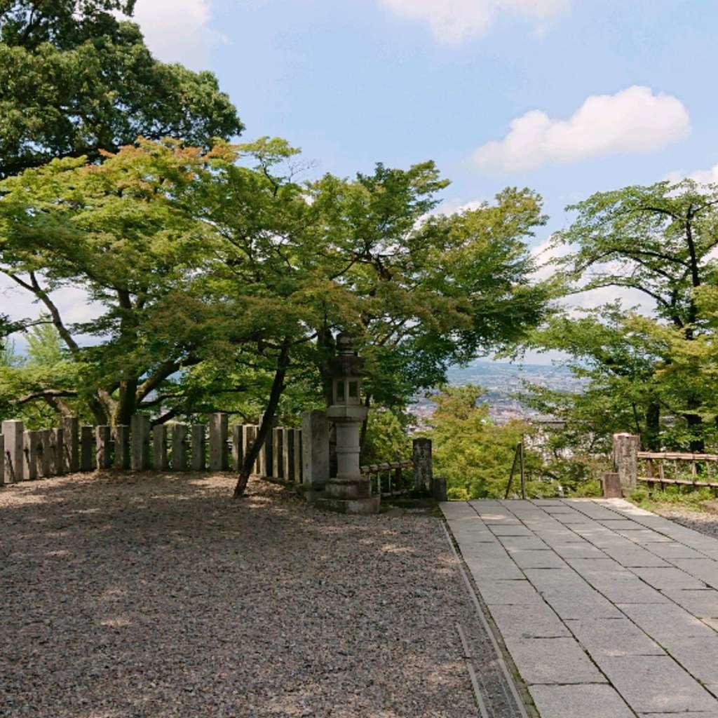 達磨寺の景色