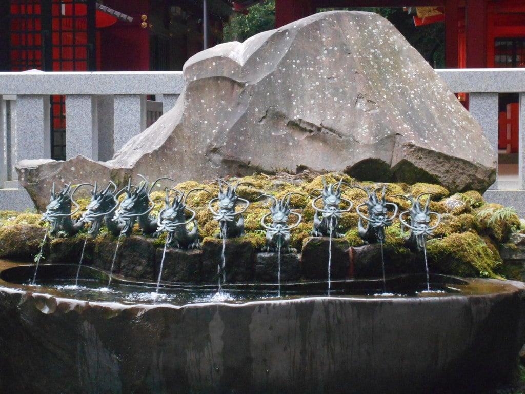 箱根神社の建物その他