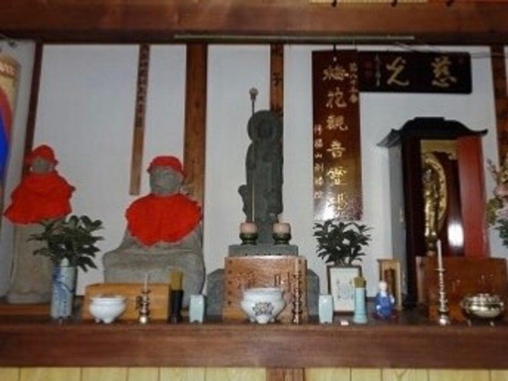 利勝院の仏像