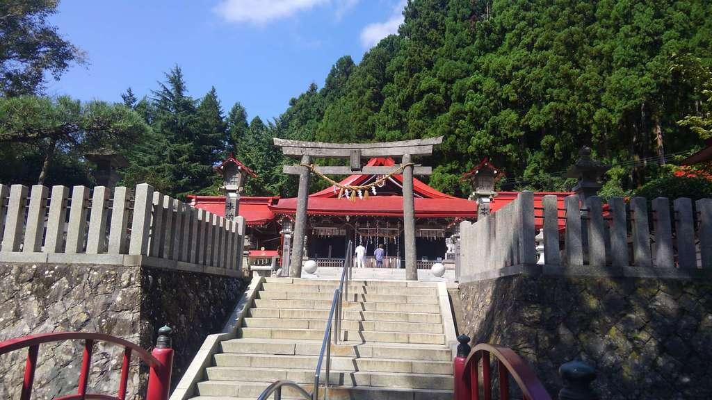 金蛇水神社の建物その他