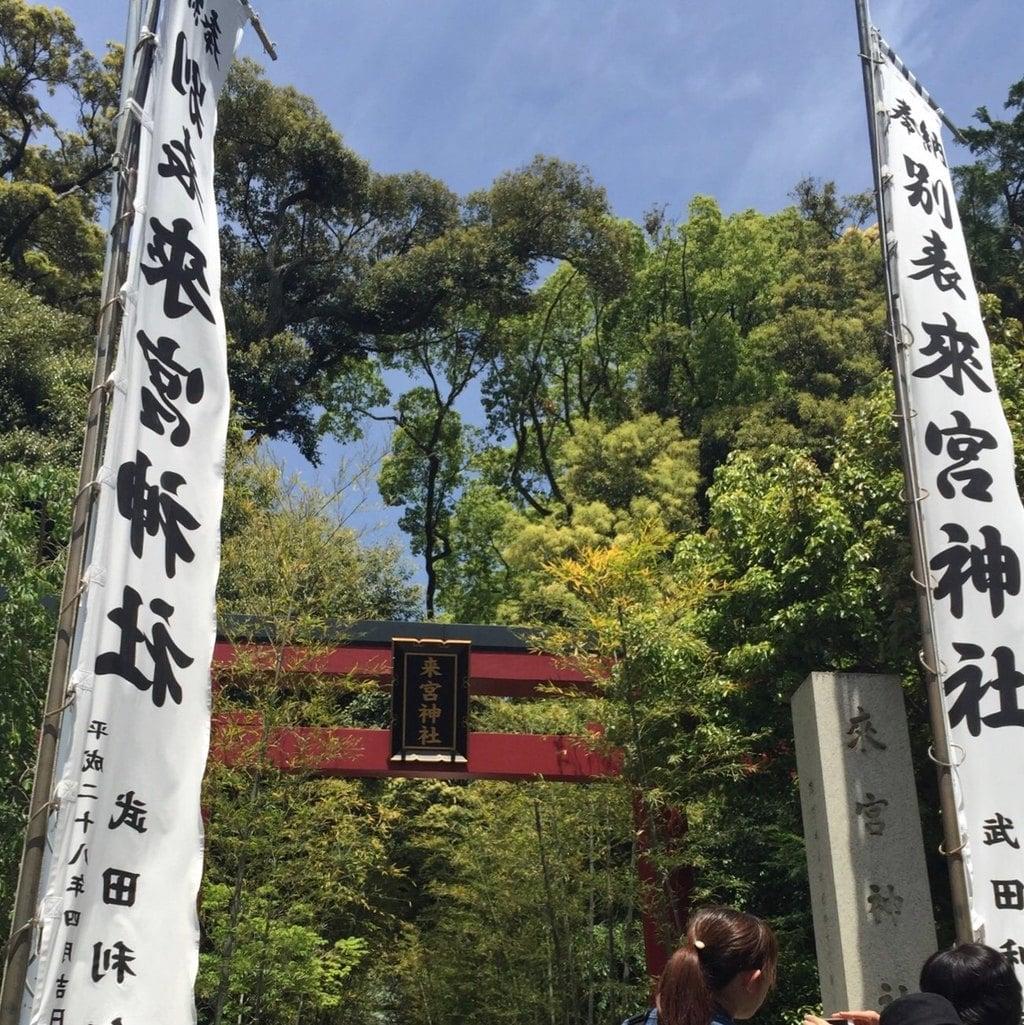 来宮神社の建物その他