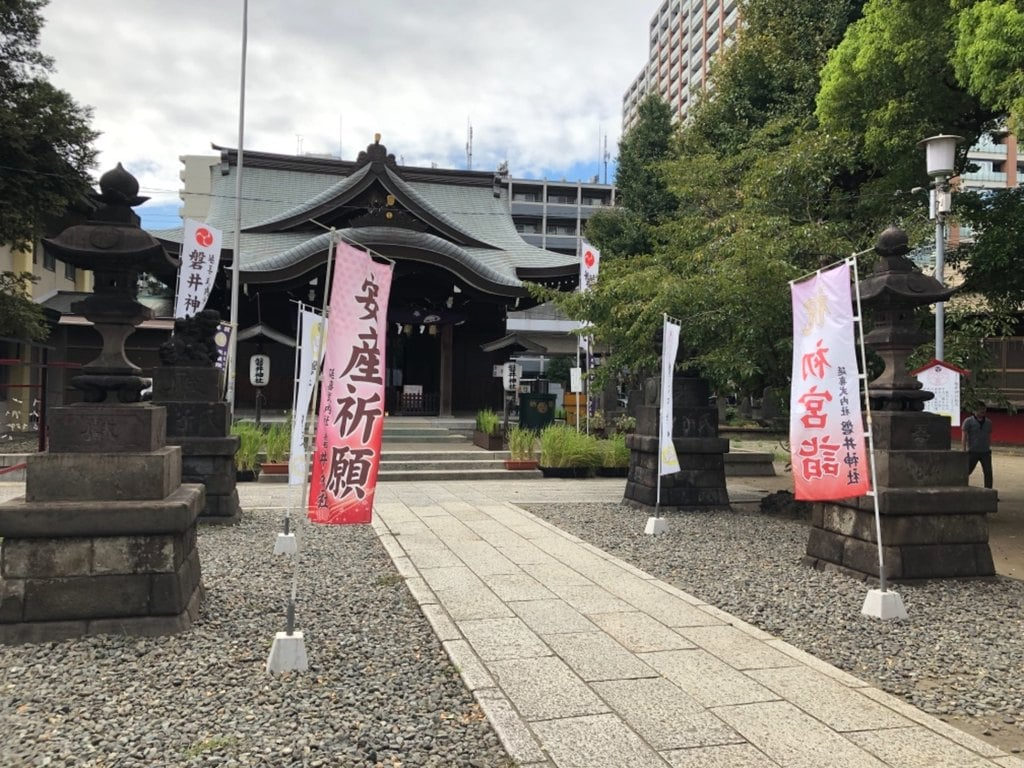 磐井神社の建物その他