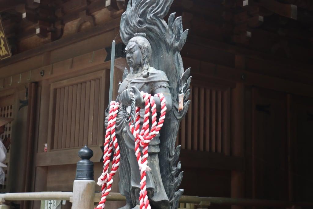 青龍寺の仏像