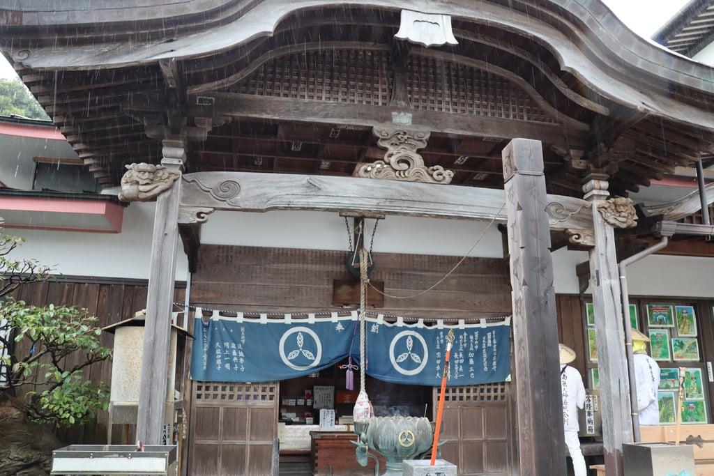 津照寺の建物その他