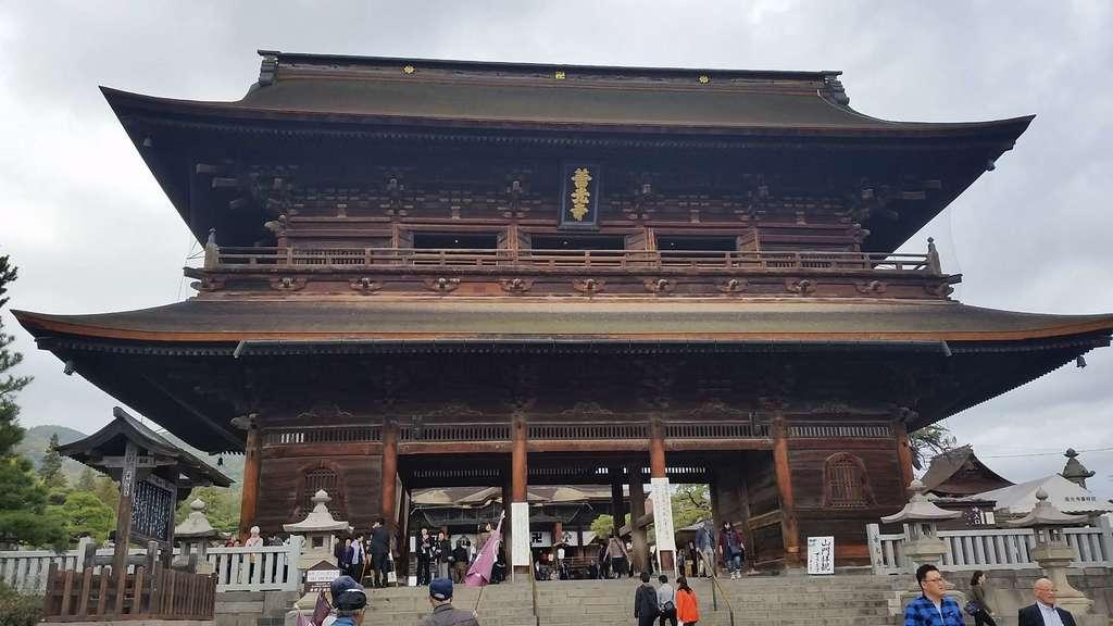 善光寺大勧進(長野県)