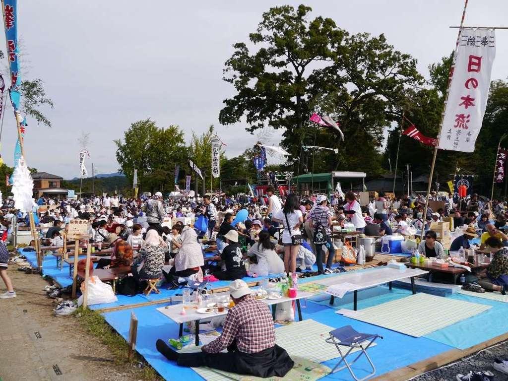 椋神社のお祭り