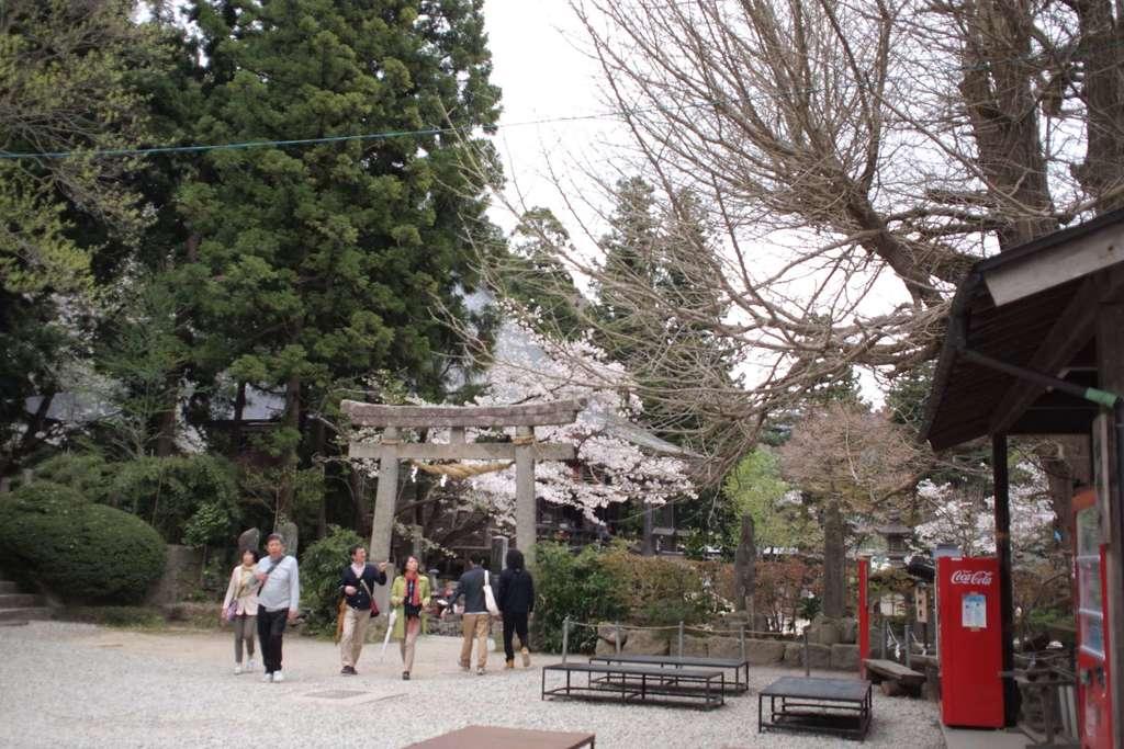山寺日枝神社(山形県)