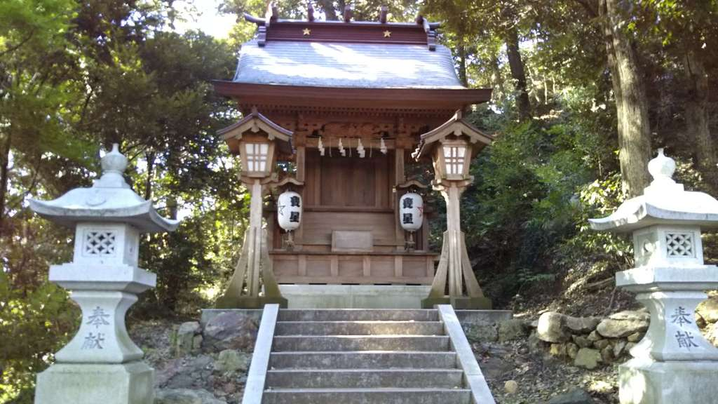 大甕倭文神社(茨城県)