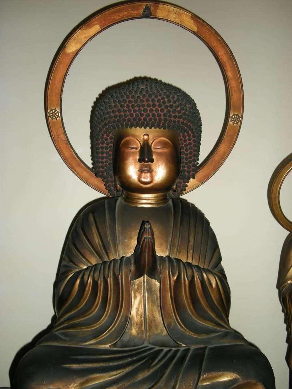 大光寺の仏像
