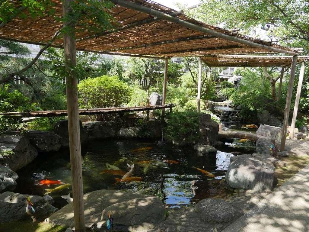 竜眼寺(萩寺)の庭園