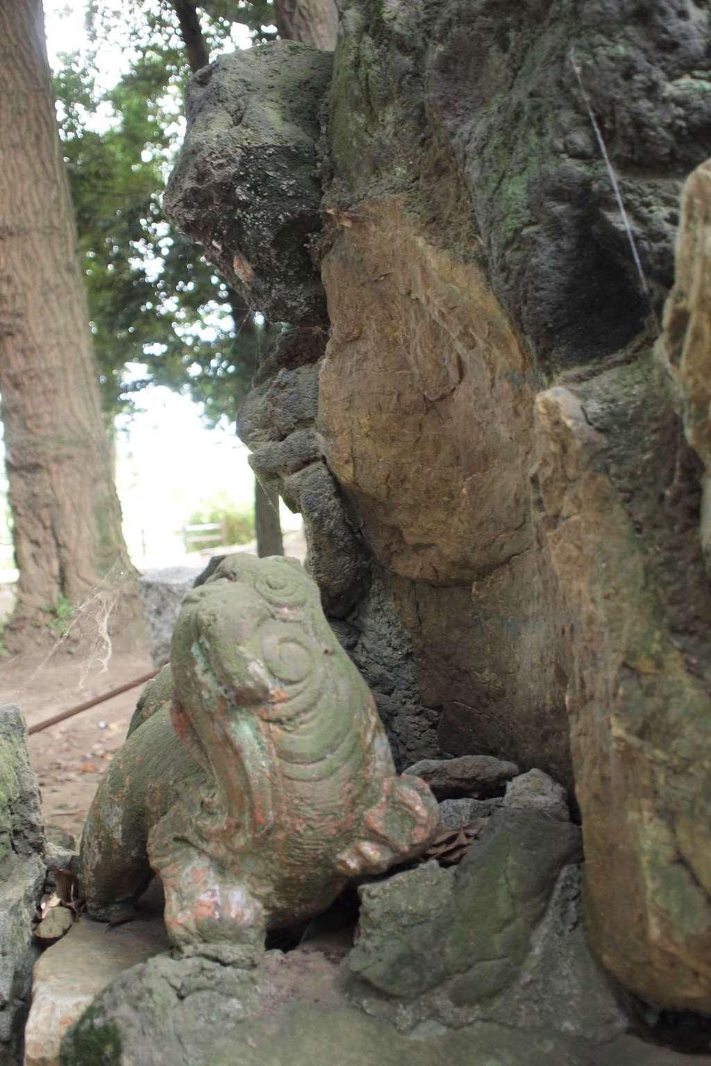 雀神社(茨城県)