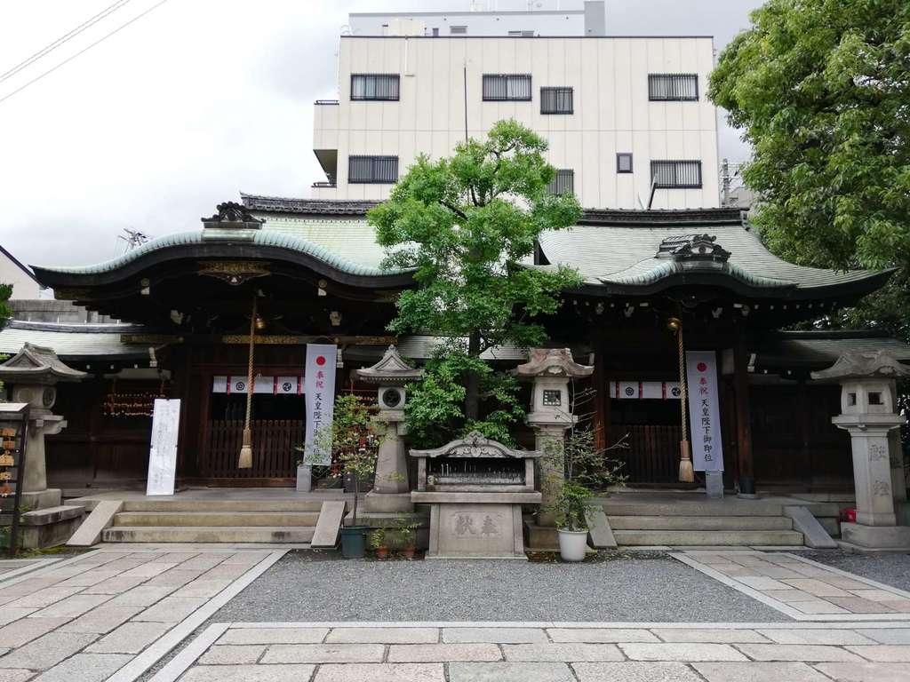 梛神社・隼神社(京都府)