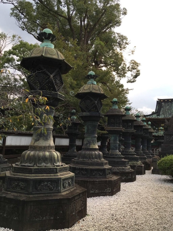 上野東照宮の建物その他