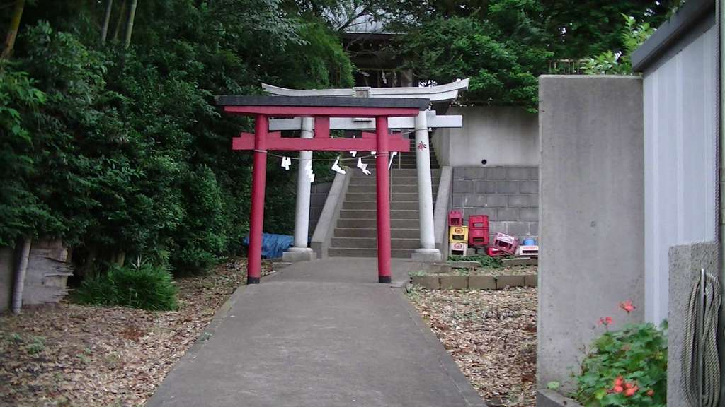 鶴ヶ峰神社(神奈川県)