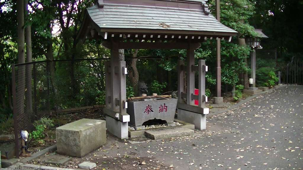 杉山神社(神奈川県)