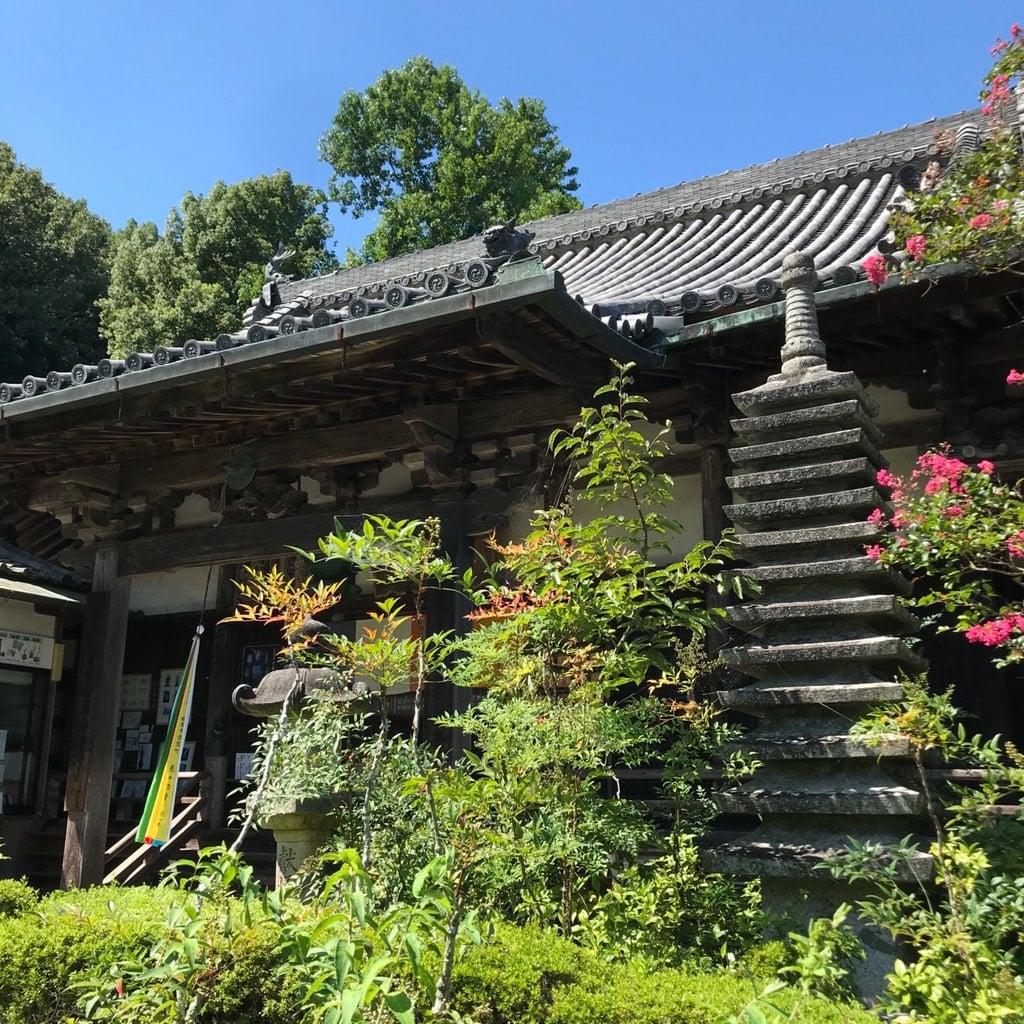 聖林寺(奈良県)