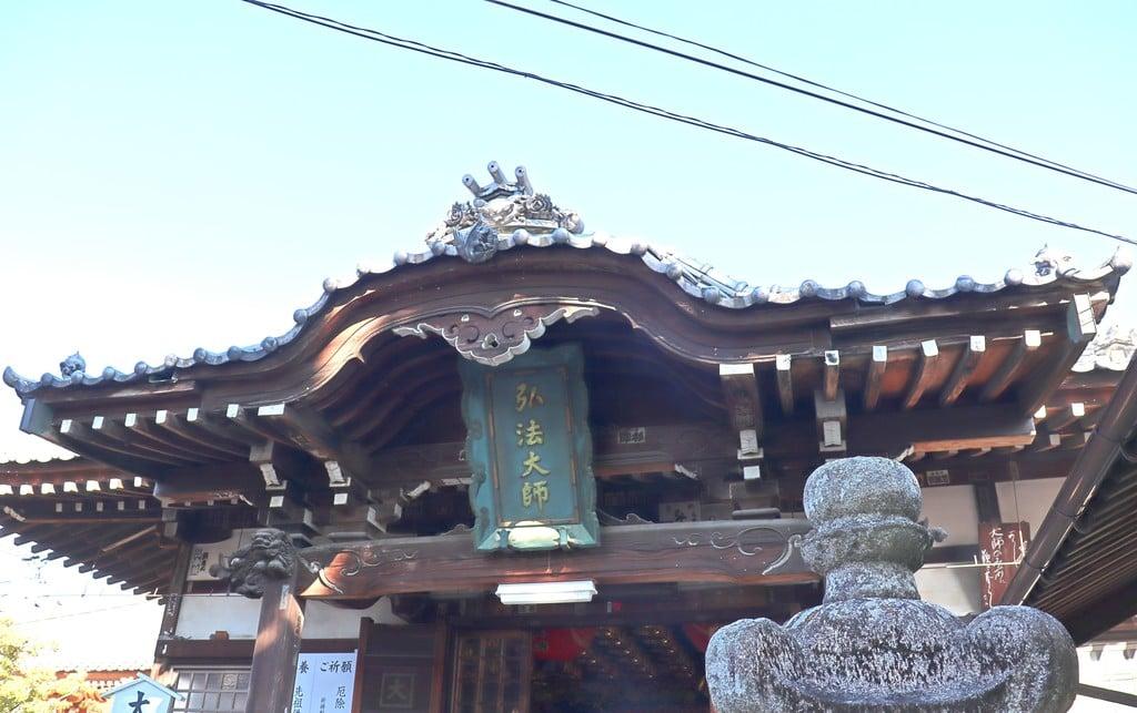 一宮寺の本殿