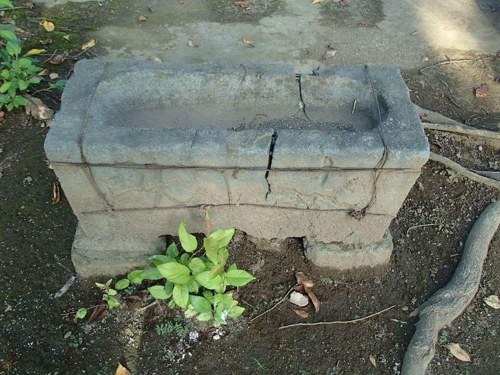 八幡神社の手水