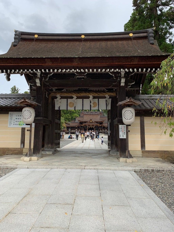 多賀大社の山門
