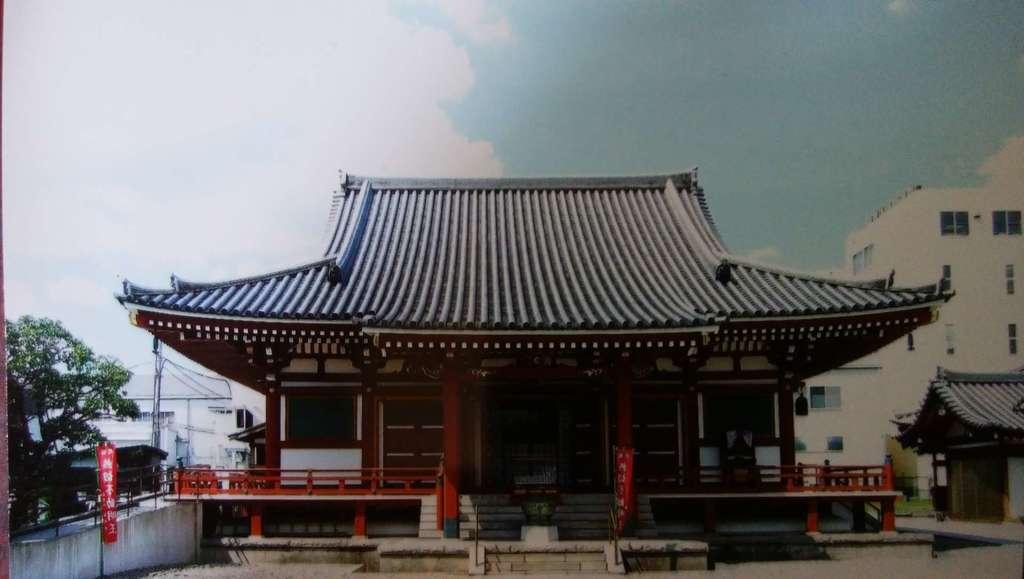富光寺の本殿